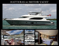 HATTERAS 80 H2OME